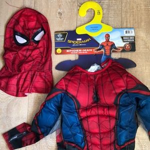 Other - Spider-Man suit 5/6 SMALL